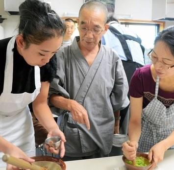 nishikawagenbou1 西川玄房wiki(プロフィール )!精進料理が絶品?東林院の場所!
