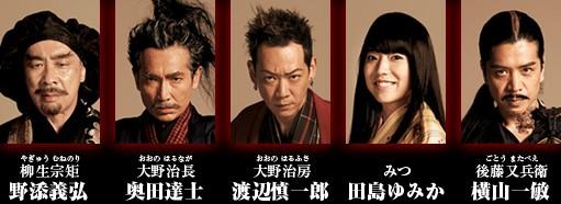 sanadajyuushi4 真田十勇士の舞台について!チケット情報は?感想や上演時間など!