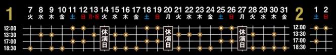 sanadajyuushi6 真田十勇士の舞台について!チケット情報は?感想や上演時間など!