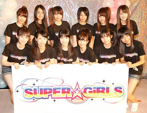 supergirls1 スーパーガールズ(SUPER☆GiRLS)メンバー人気順!PVは?