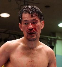 yonezawashigetaka 米澤重隆の試合結果!彼女は?引退かけてのボクシングでがけっぷち?
